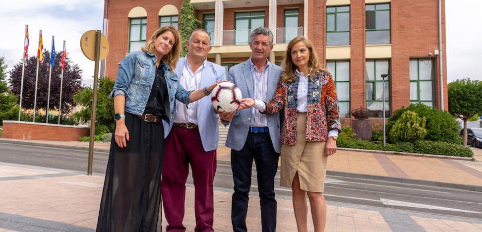 Arroyo de la Encomienda se convierte en la capital del fútbol prebenjamín